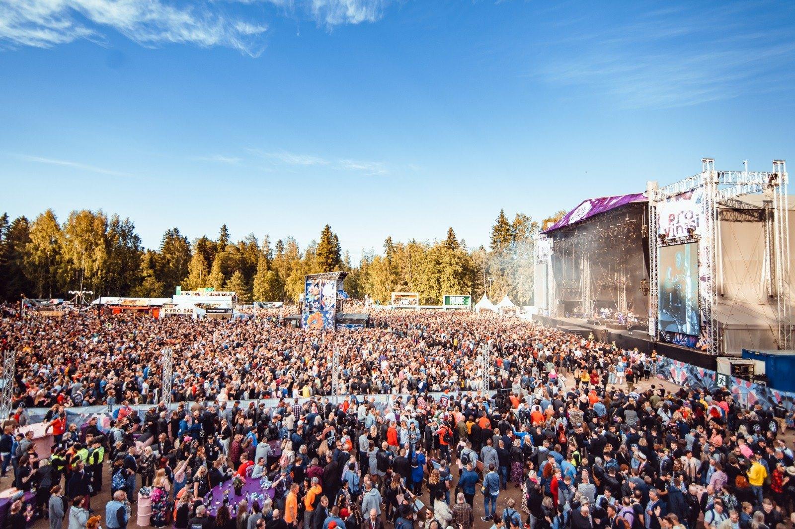 Festivaalit Suomi